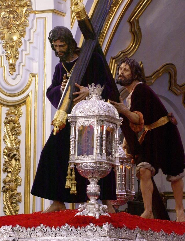 Nuestro Padre Jesús de La Pasión - Pasión
