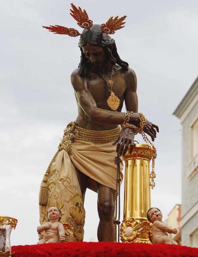 Nuestro Padre Jesús de La Columna - Gitanos