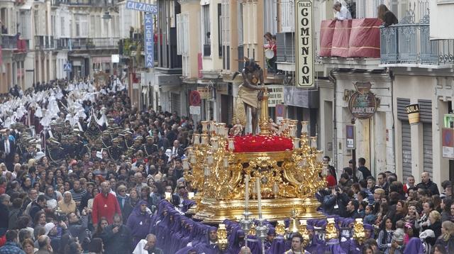 Excelentísima, Venerable y Muy Ilustre Hermandad y Cofradía de Nazarenos de Nuestro Padre Jesús de La Columna y María Santísima de La O