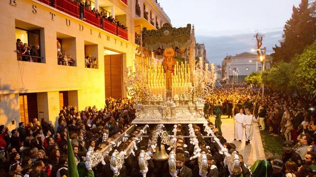 Hermandad del Santo Cristo Coronado de Espinas y Nuestra Señora de Gracia y Esperanza