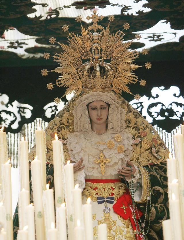 Nuestra Señora de Gracia y Esperanza - Estudiantes